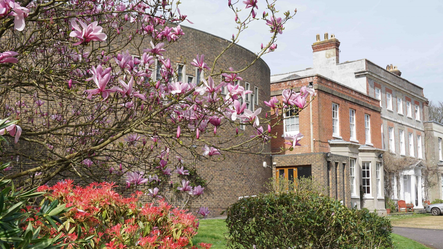 Park Place, Wickham, Hampshire