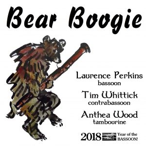 Bear Boogie cover artwork JPG