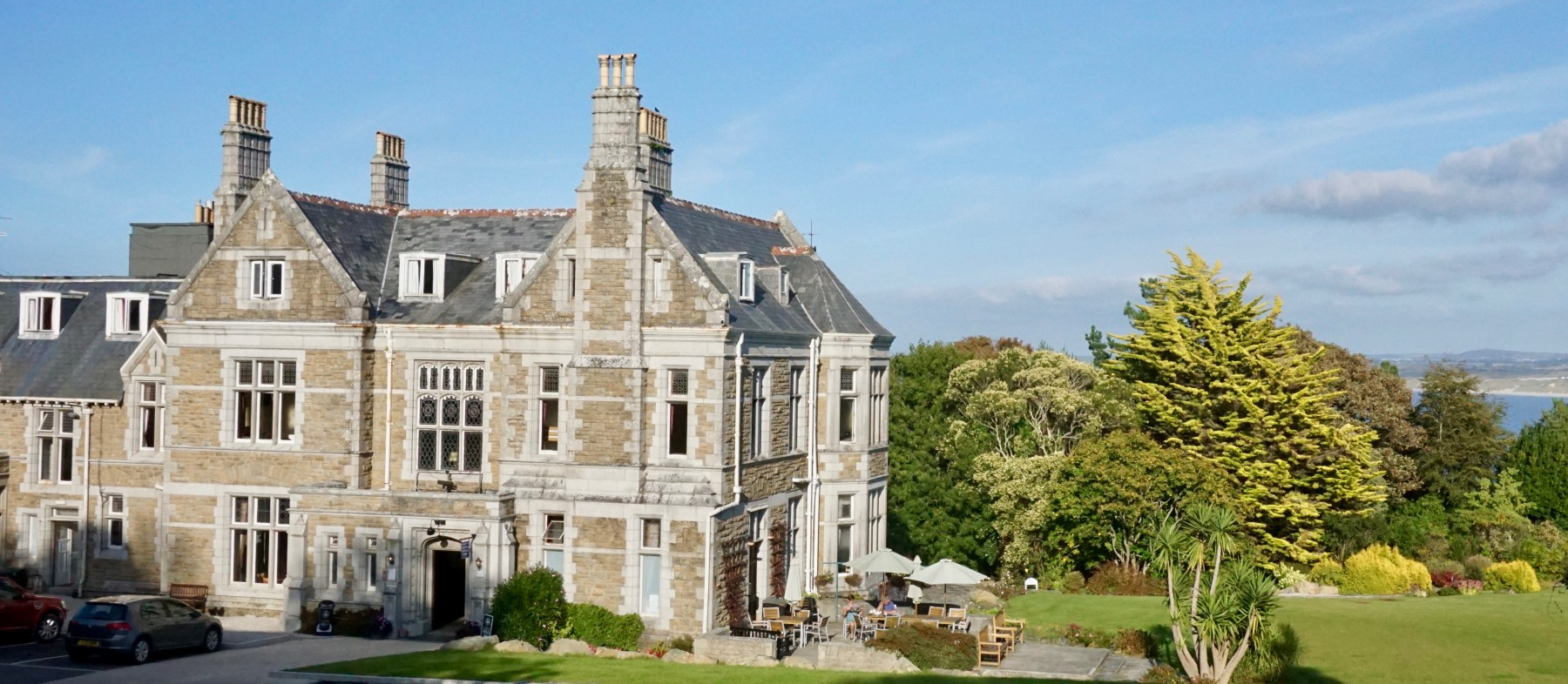 Treloyhan Manor, St. Ives