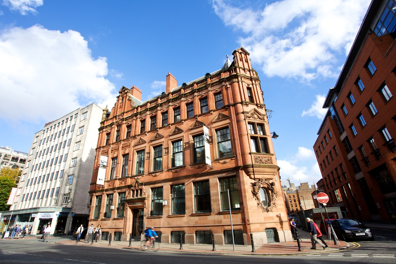 Manchester Chamber of Commerce, 151 Deansgate