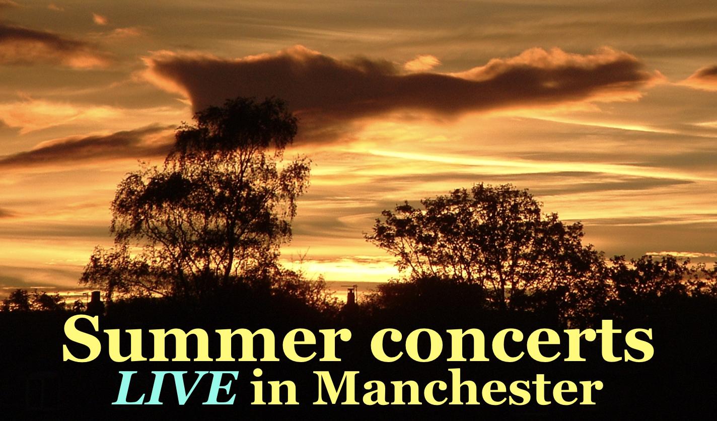 Summer concerts Mcr header